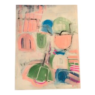 "Kerri Rosenthal ""Stay Wild"" Painting"