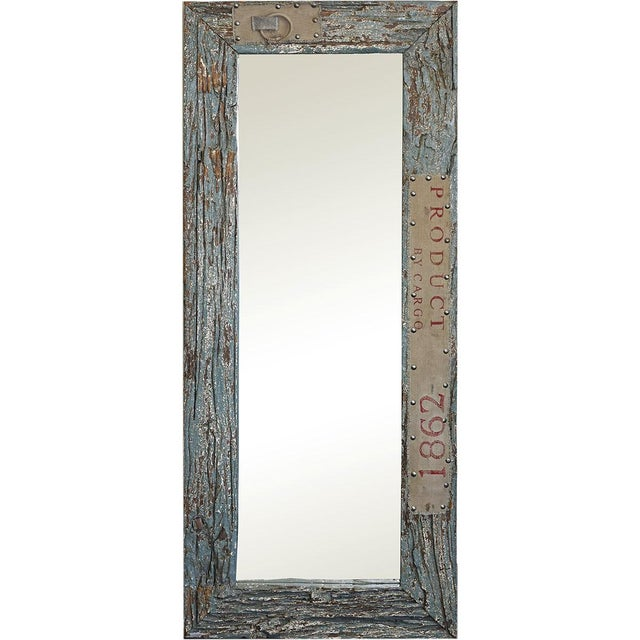 Canvas Trim Mirror - Image 1 of 3