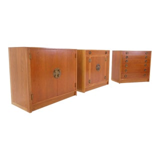 Edward Wormley for Dunbar Storage Cabinets