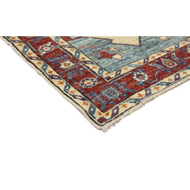 """Image of New Traditional Hand-Knotted Runner - 2' 10""""x9' 8"""""""
