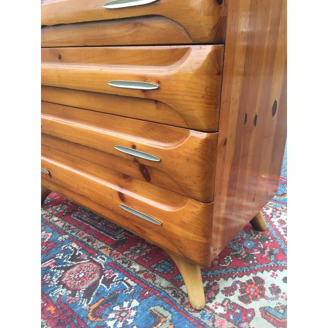 Franklin Shockey Mid-Century Modern Danish Dresser - Image 4 of 9