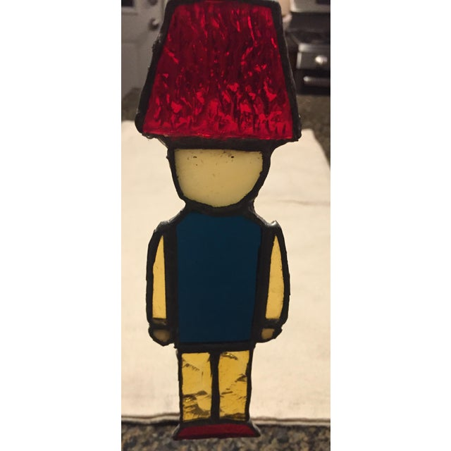 Stained Glass Nutcracker Toy Soldier - Image 4 of 6