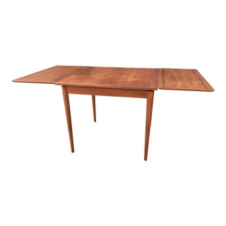 Compact Danish Modern Dining Table