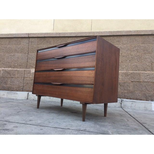 Image of John Kapel Lowboy Dresser