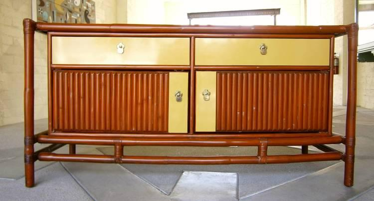 Mid Century Asian Style Sideboard Chairish