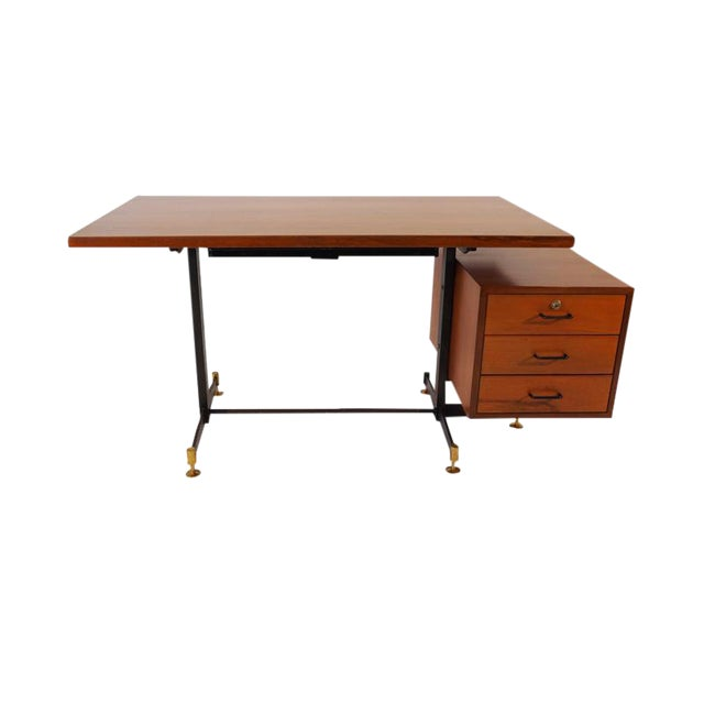 Osvaldo Borsani Desk - Image 1 of 7