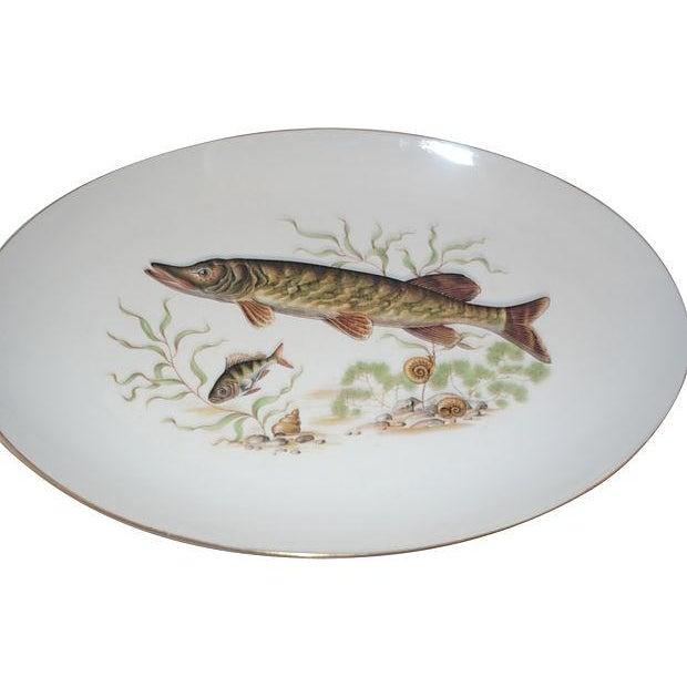 Image of Bone China Fish Platter