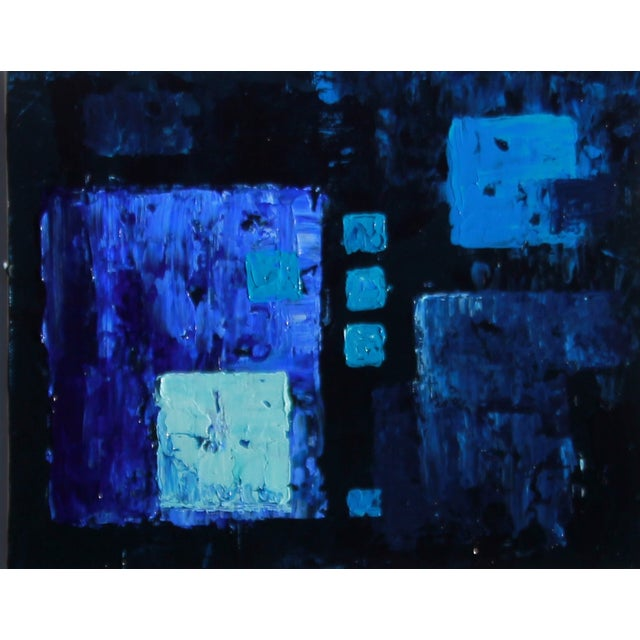"""Image of """"Box Arrangement #6"""" Painting by C. Plowden"""