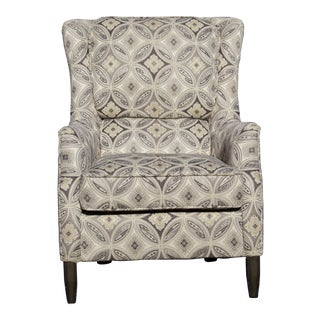 "Arhaus ""Alex"" Custom Upholstered Club Chair"
