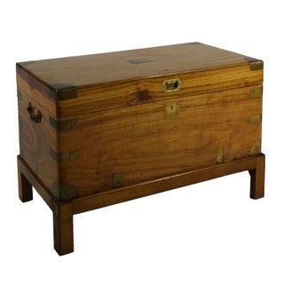 Chinese Chest on Stand