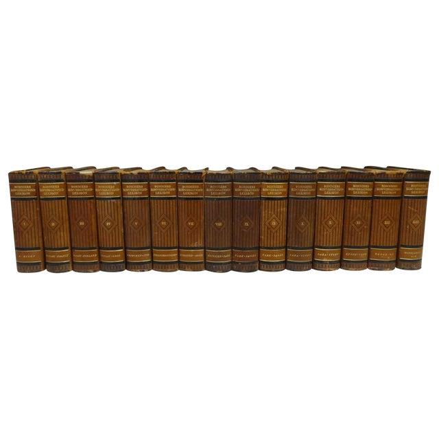 Image of Swedish Hardcover Books - Set of 15