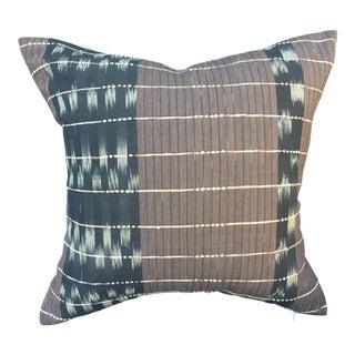 Hand Woven Tribal Pillow