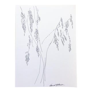 Melaleuca Original Sketch