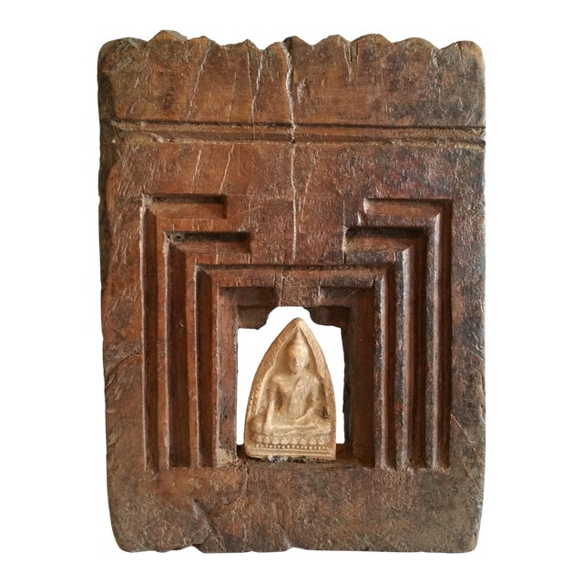 19th Century Indian Deity Shrine - Image 1 of 5