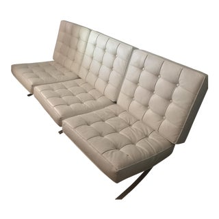 Reproduction Barcelona Sofa