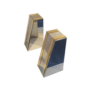 Mid Century Modern Paul Evans Style Shelves