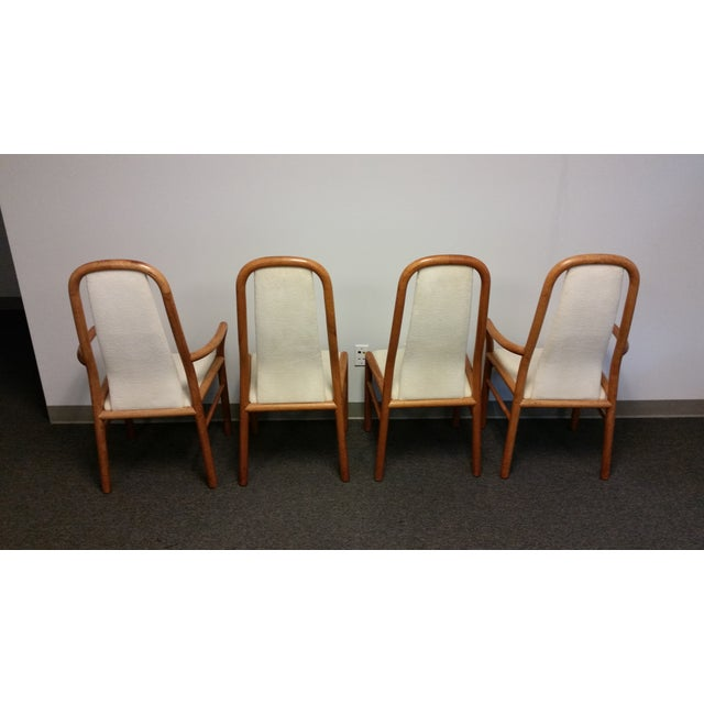 Boltinge Danish Modern Dining Chairs - Set of 4 - Image 6 of 8
