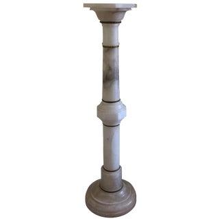 Vintage Onyx Pedestal