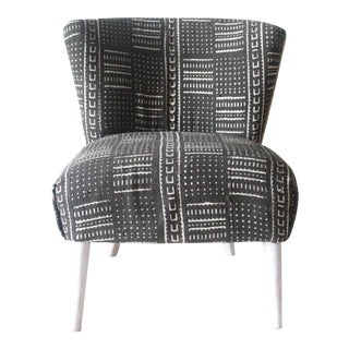 Mudcloth Accent Chair