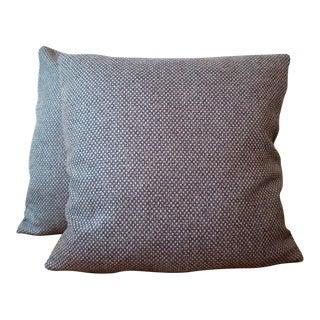 Osborne & Little Lambswool Pillows - A Pair