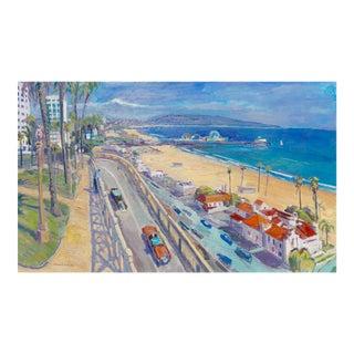 Santa Monica Incline, California