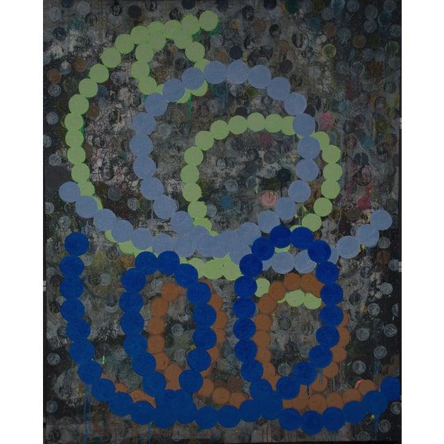 Orrery 2 Original Painting - Image 2 of 2