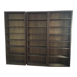 57th Street Bookshelf Trio - Set of 3