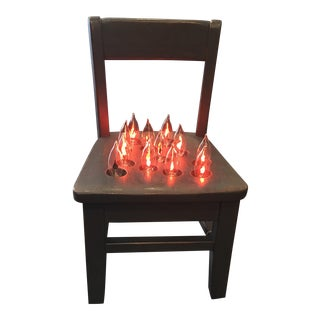 Ted Harris The Hot Seat Lamp
