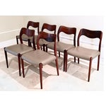 Image of Niels O. Møller Dining Chairs - Set of 6