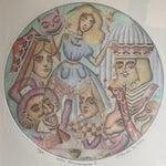 Image of Alice in Wonderland 1971 Original Framed Print
