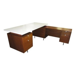 George Nelson Herman Miller Executive Group Desk