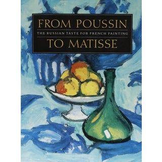 'From Poussin To Matisse: The Russian Taste for French Painting' Book by Harry N. Abrams