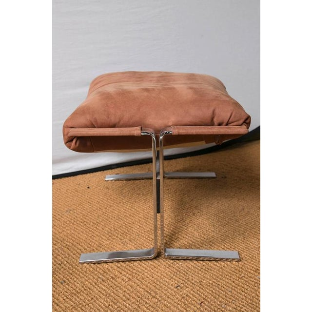 Richard Hersberger for Pace Lounge Chair & Ottoman - Image 4 of 9