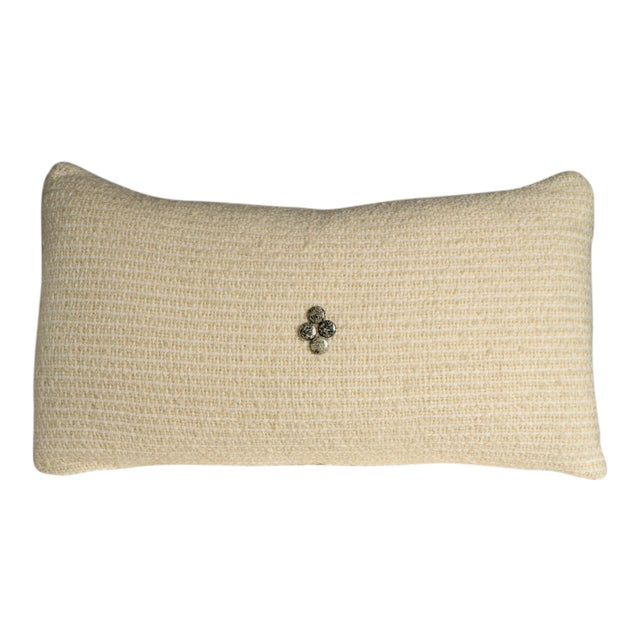 Hand-Woven Alabama Way Pillow - Image 1 of 4