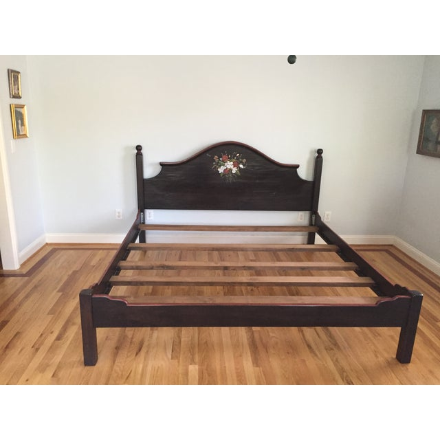 The FarmHouse Collection King Bed Frame - Image 2 of 11