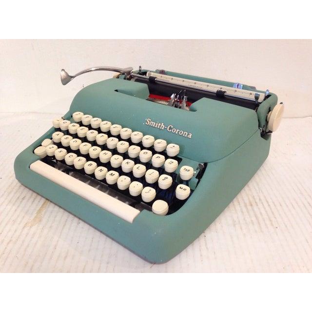 Vintage Smith Corona Sterling Typewriter - Image 2 of 6