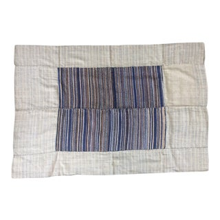 Vintage Striped Tribal Textile