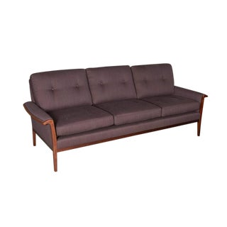 Mid-Century Sofa by Knut Saeter