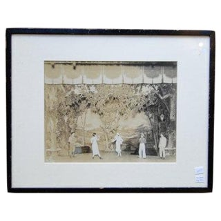 H. A. Atwell Original 1920s Signed Photograph