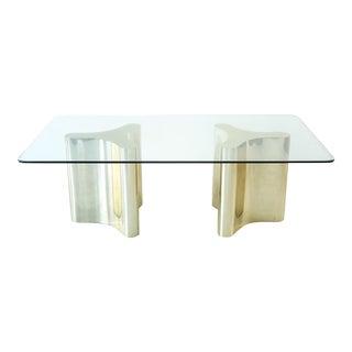 Mastercraft Pedestal Dining Table