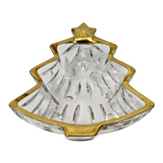 Nova Christmas Tree Candy Dish