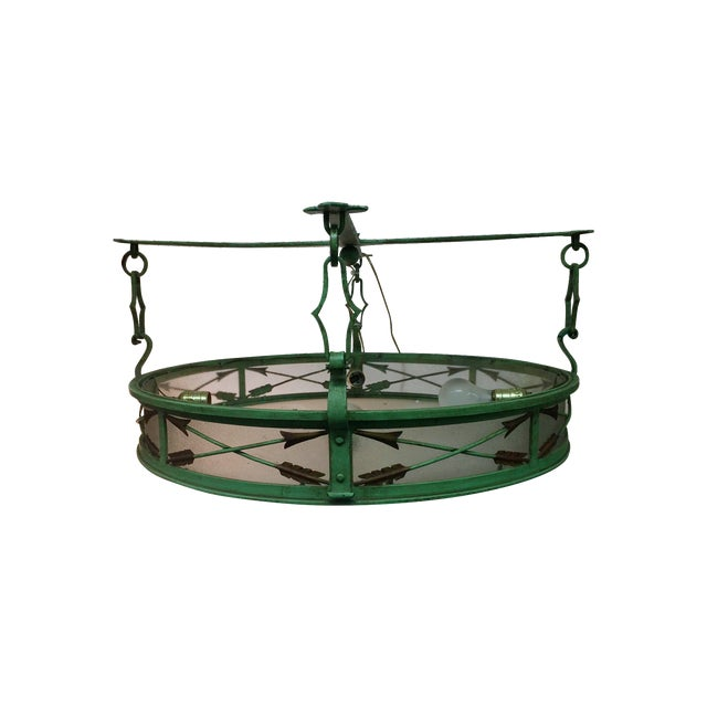 Vintage French Chandelier - Image 1 of 8