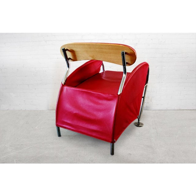 Iosa-Ghini Massimo Numero Uno Chair - Image 7 of 10