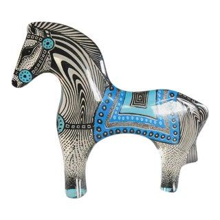 Vintage Abraham Palatnik Lucite Horse
