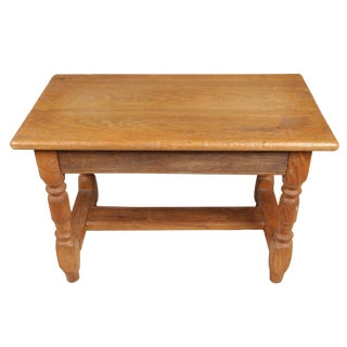 William & Mary Style Side Table