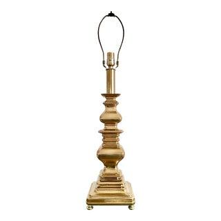 Rembrandt Architectural Brass Vintage Lamp