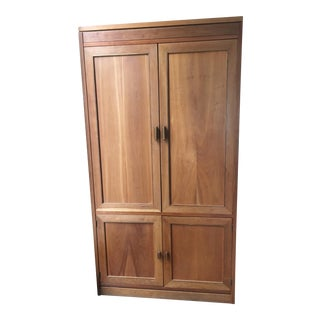 Stickley Cherry Wood Armoire