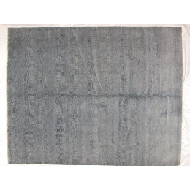 """Leon Banilivi Blue Kashkuli Carpet - 8'1"""" x 10'2"""" - Image 3 of 7"""