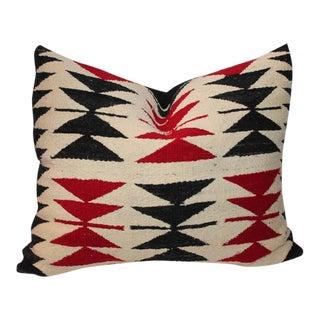Navajo Flying Geese Pattern Pillow