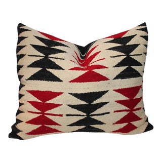 Navajo Flying Geese Pattern Pillow